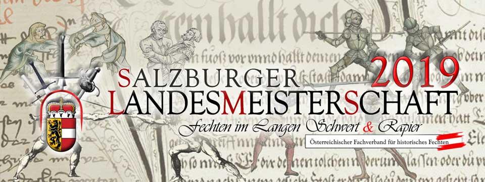 Salzburger Landesmeisterschaften: Langes Schwert & Rapier (Salzburg) @ Turnhallen der NMS